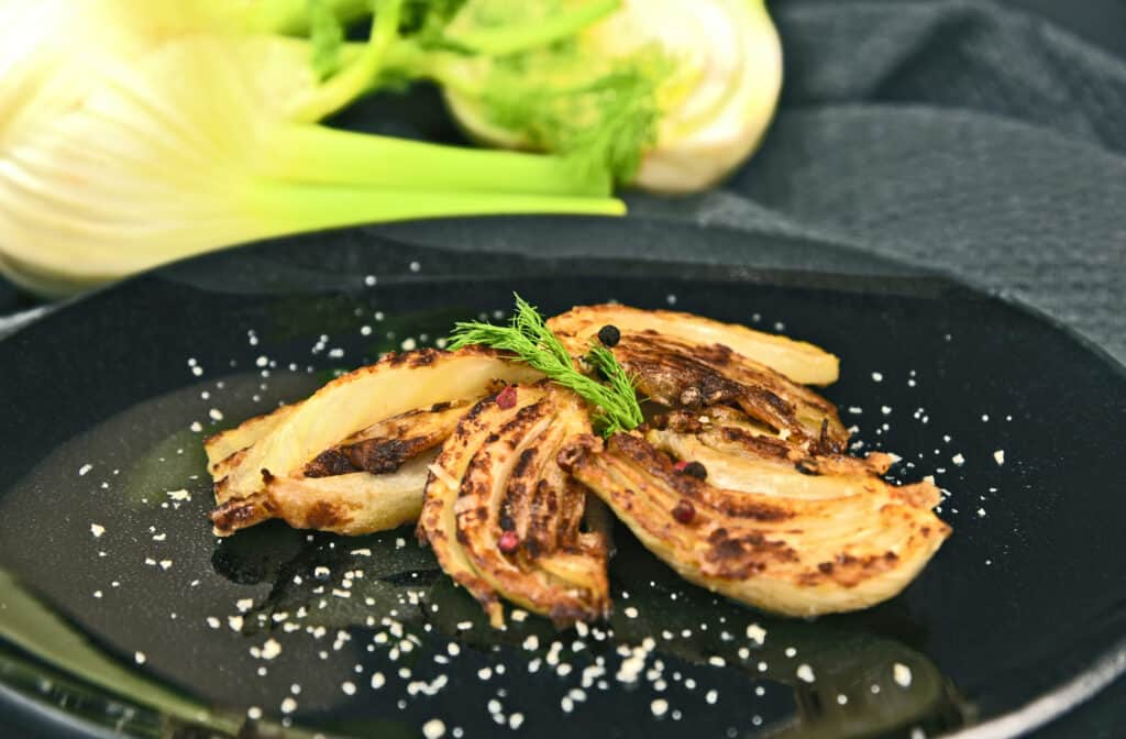 Florence fennel grilled